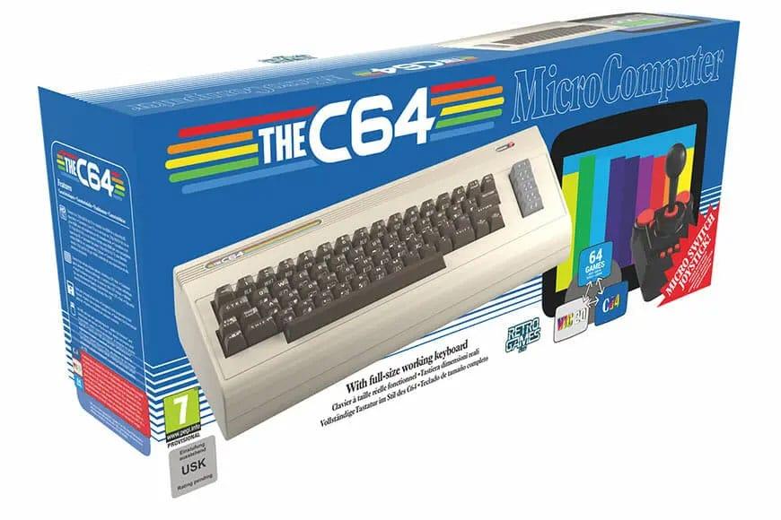 Ritorna il C64