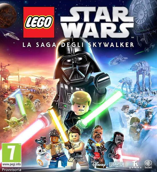 LEGO Star Wars: La Saga Degli Skywalker