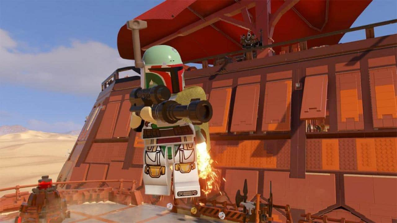 Lego star wars - ONGAME franchising videogames