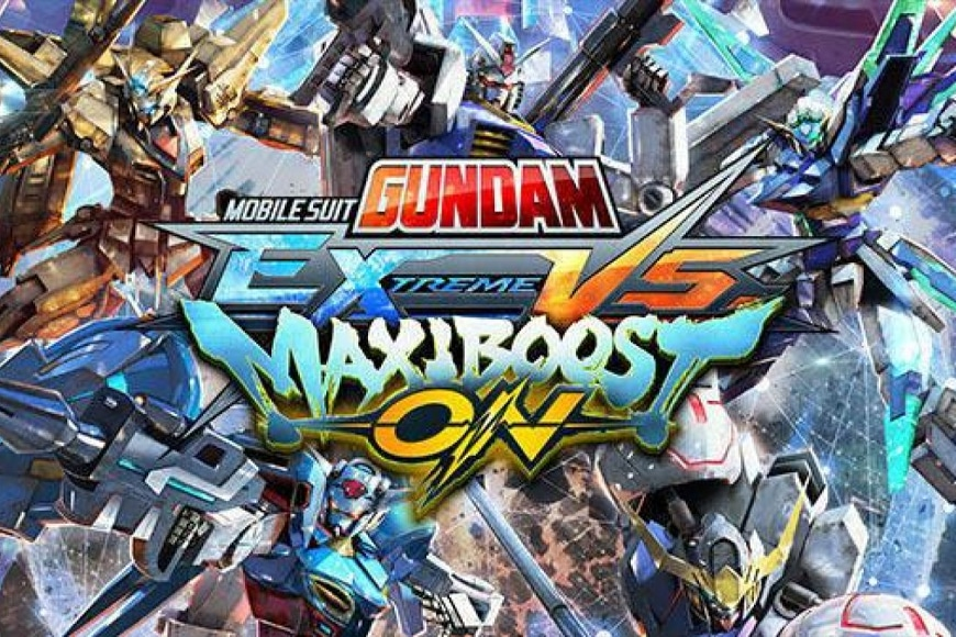 MOBILE SUIT GUNDAM EXTREME VS. MAXIBOOST ON - ONGAME franchising videogames