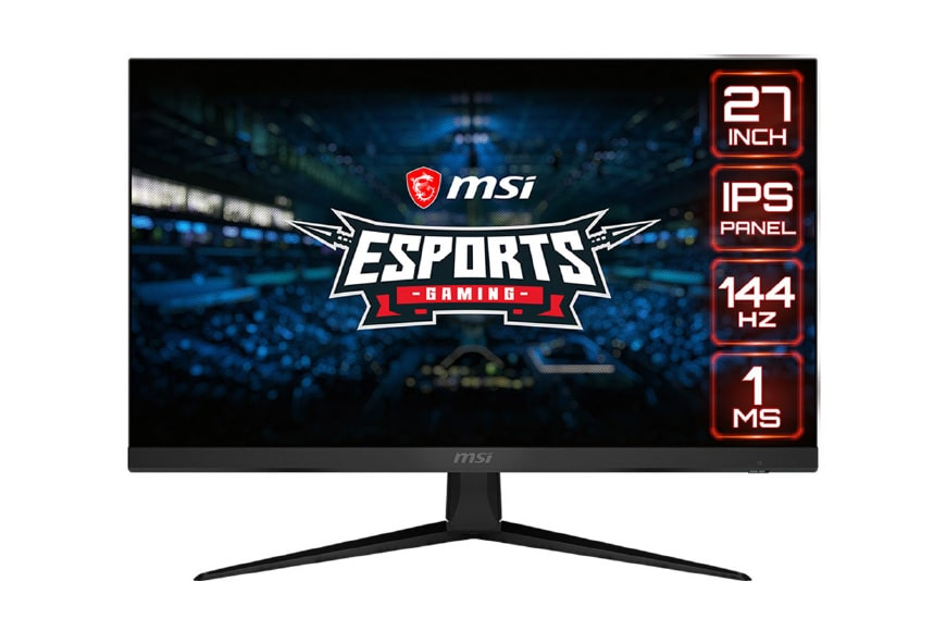 MSI optix mag273 e optix mag273R nuovi monitor per gli eSport