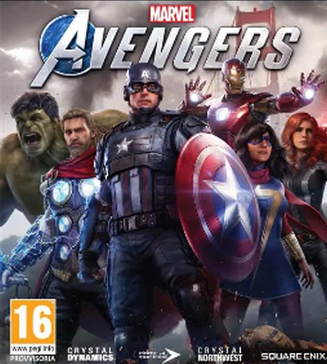 Marvel Avengers - Ongame Network
