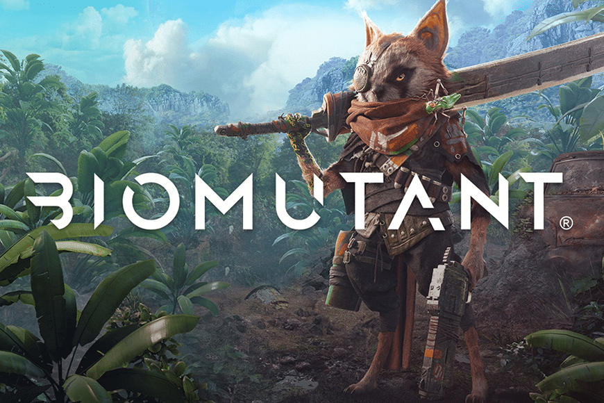 Biomutant - Ongame Network
