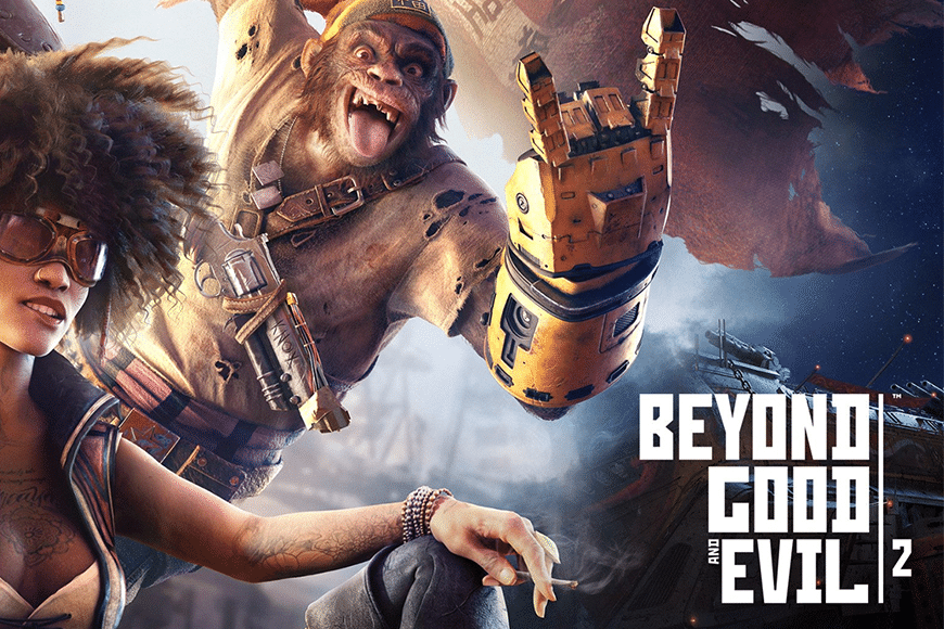 Ongame franchsing videogames BEYOND GOOD AND EVIL 2