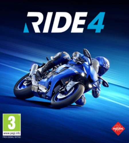 Ride 4 - Ongame Network