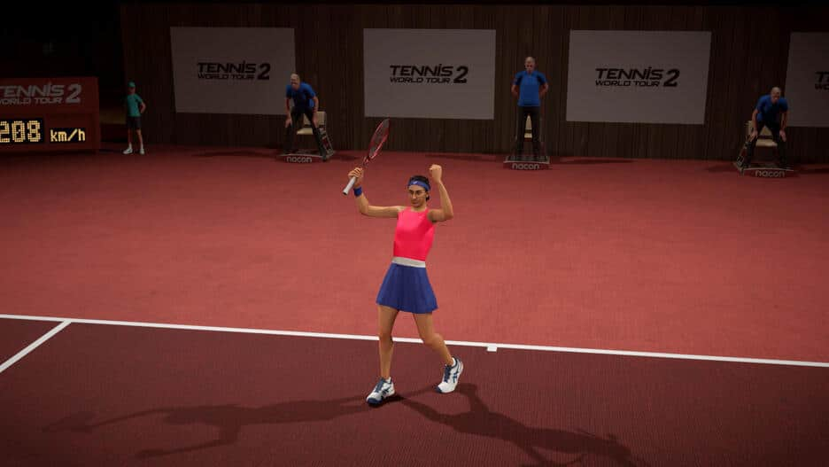 Tennis World Tour 2 - Ongame Network
