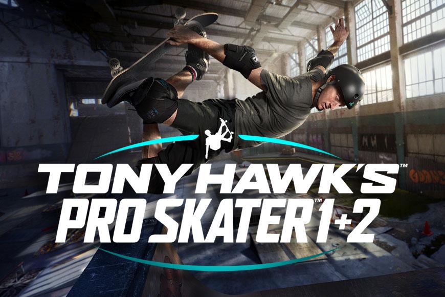 Tony Hawk´s Pro Skater 1+2 - Ongame Network