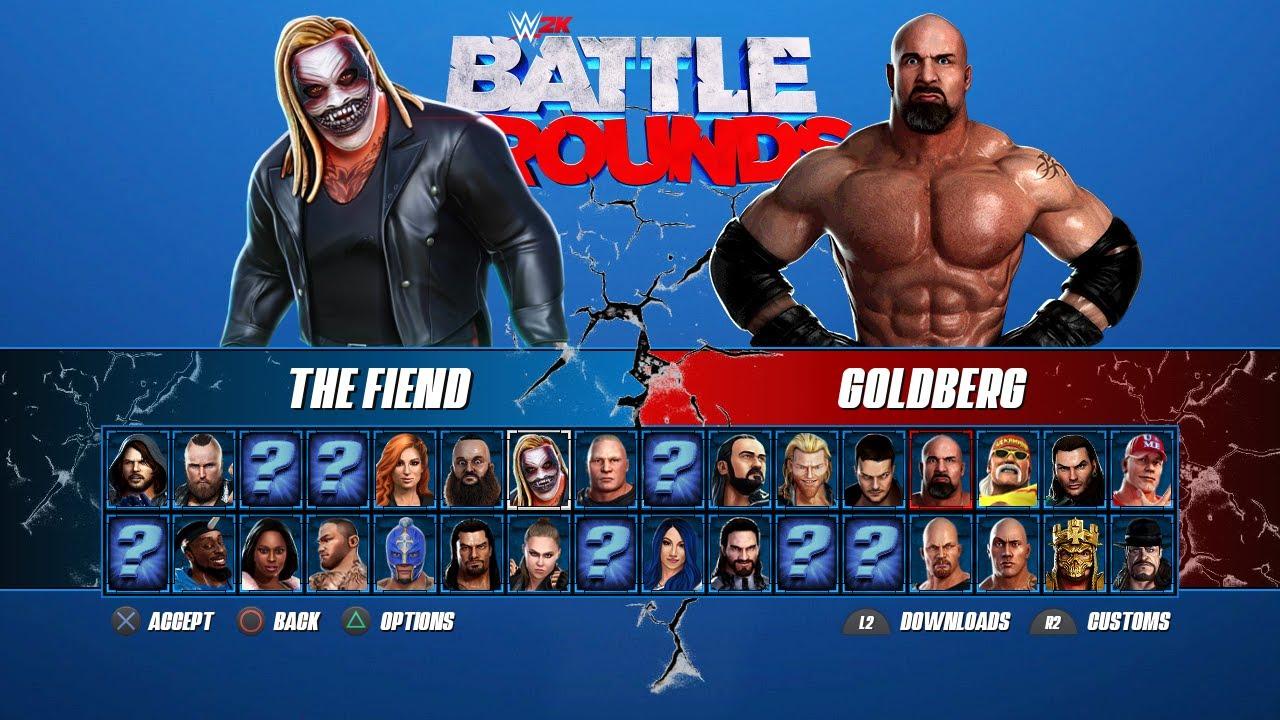 WWE 2K Battlegrounds (3)