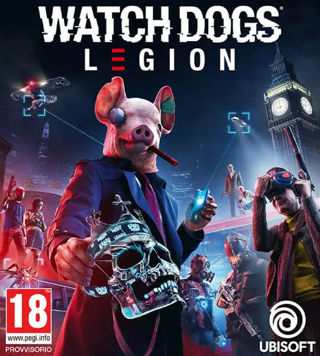 Watch dogs legion - Ongame Network