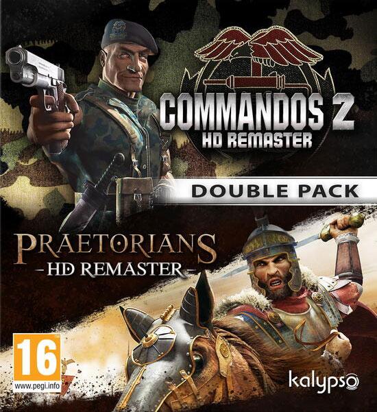 Commandos 2 - Praetorians - Ongame Network