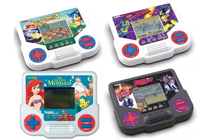 GiG Tiger: i videogiochi portatili degli anni '90 stanno per tornare