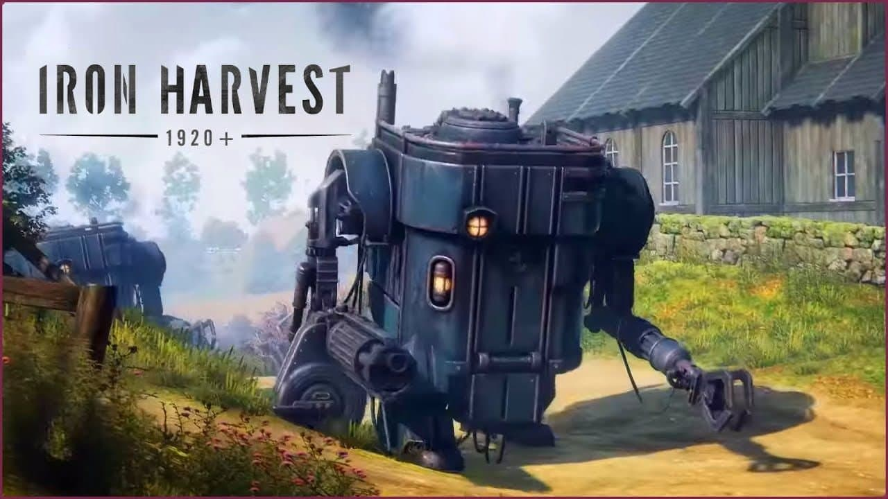iron harvest 1920+ - Ongame Network