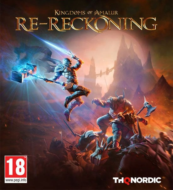 kingdoms of amalur re-reckoning - Ongame Network