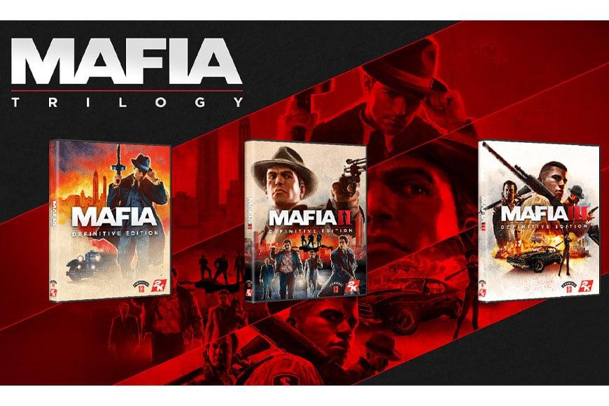 mafia trilogy - Ongame Network