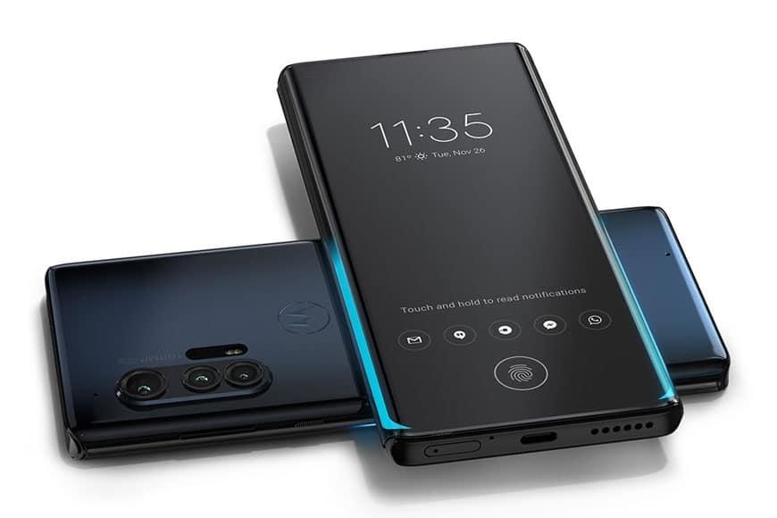 Motorola Edge+ il nuovo top di gamma