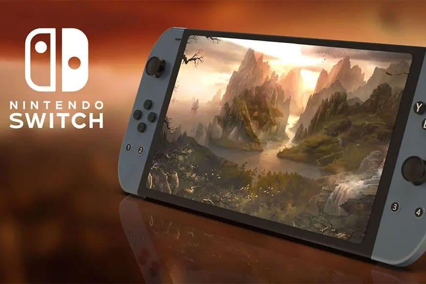 Nintendo Switch Pro… o qualcosa del genere