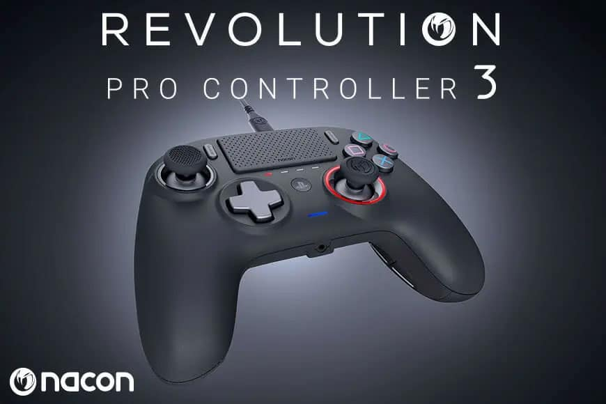 Revolution PRO controller 3 per PlayStation®4