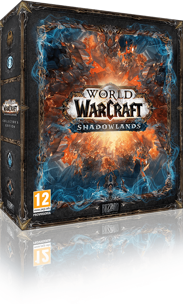 world of warcraft shadowlands collector edition - Ongame Network