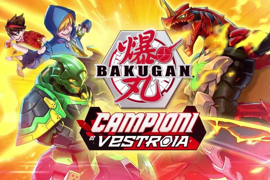 Bakugan: Campioni di Vestroia