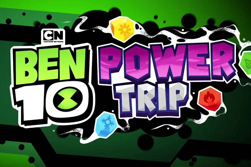 Ben 10 power trip - Ongame Network