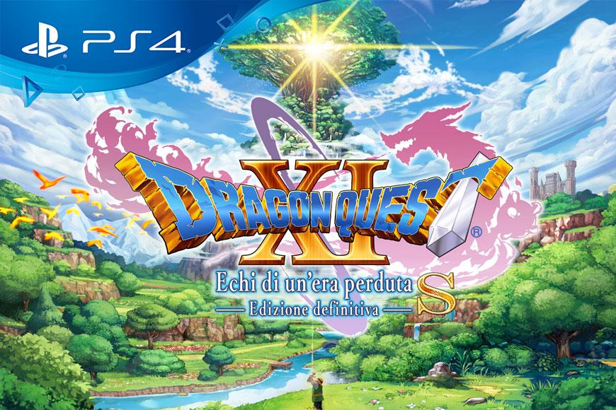 Dragon Quest XI: Echi Di Un'Era Perduta - Edizione Definitiva
