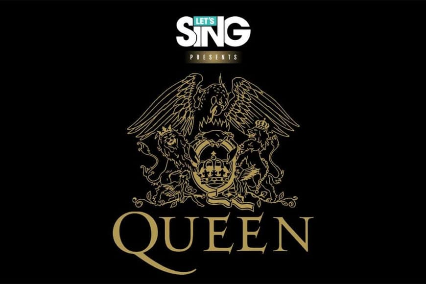 Let's Sing Queen + Microfono