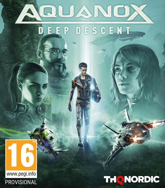 Ongame franchising videogames AQUANOX DEEP DESCENT (8)