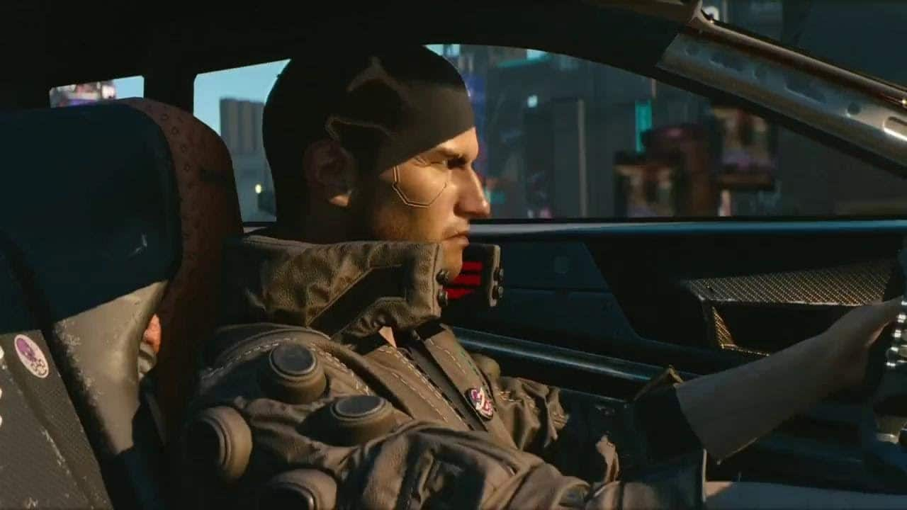Ongame franchising videogames CYBERPUNK 2077