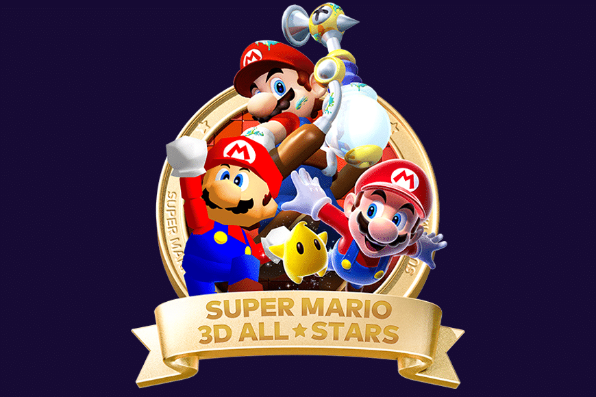 SUPER MARIO 3D ALL STARS - Ongame Network