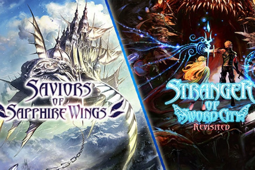 Saviors Of Sapphire Wings + Stranger Of Sword City (Revisited)
