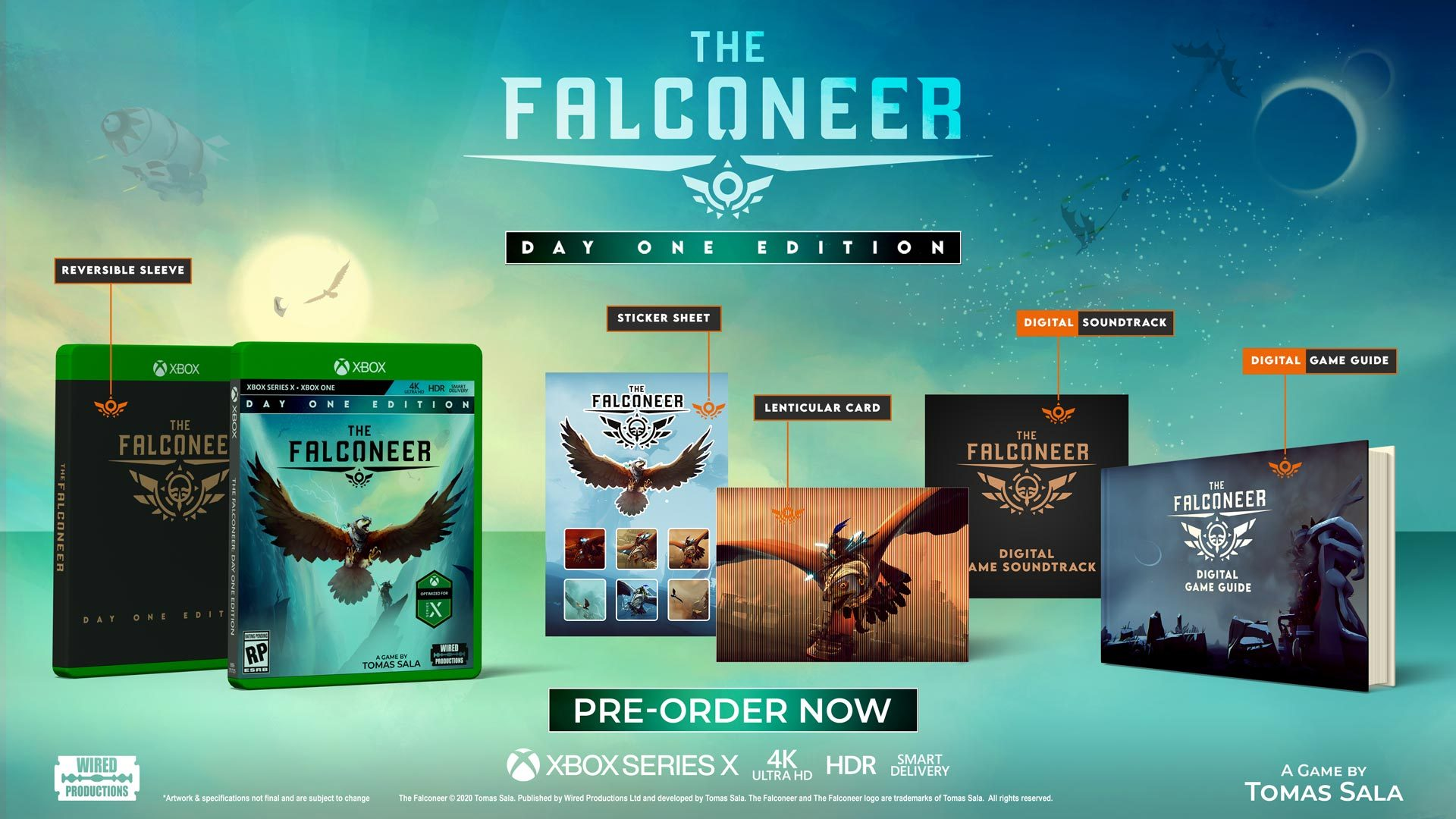 The Falconeer - Day One Edition