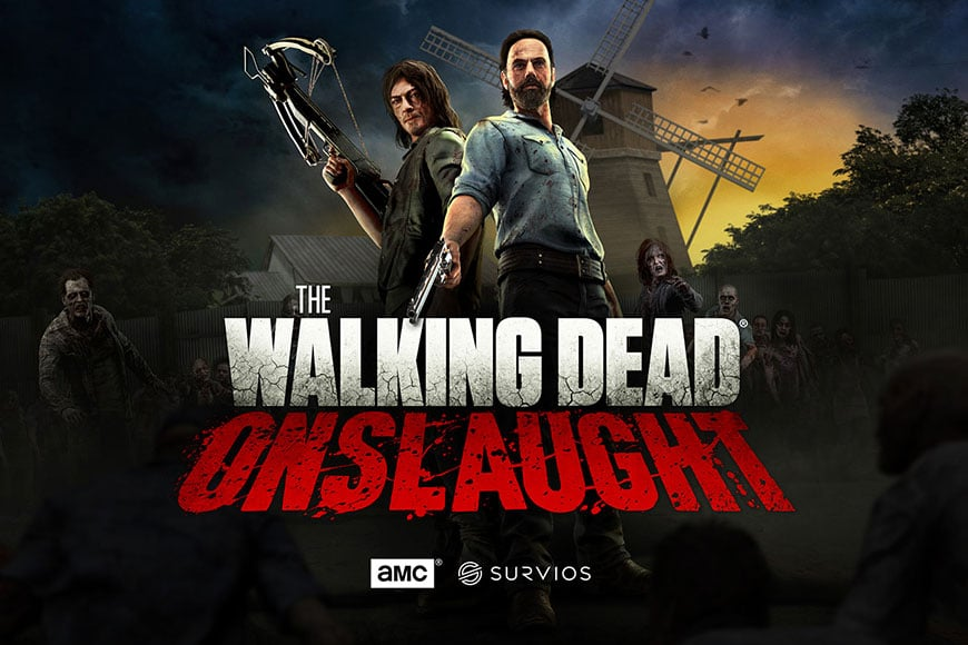 The Walking Dead Onslaught - Survivors Edition