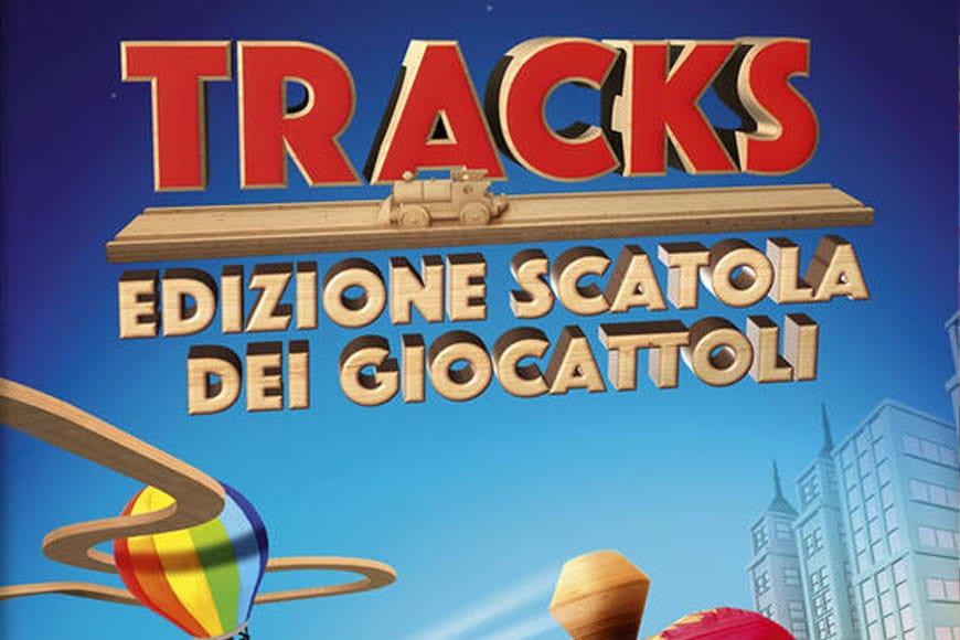 Tracks - Edizione Scatola Dei Giocattoli