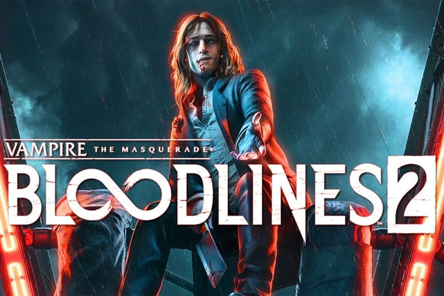 Vampire the masquerade: bloodlines 2 - Ongame Network