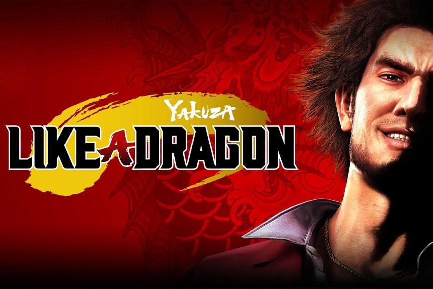 Yakuza like a dragon day one edition