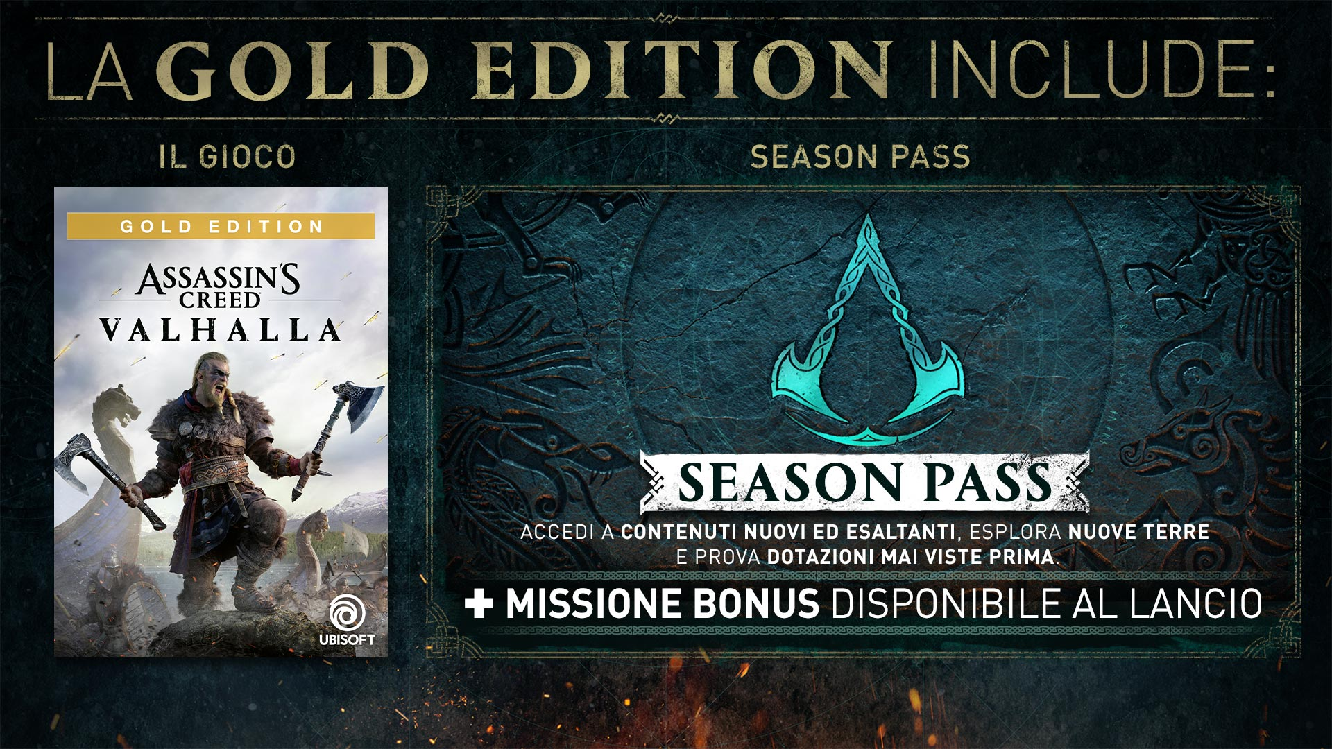 Assassin's Creed Valhalla - Ongame Network