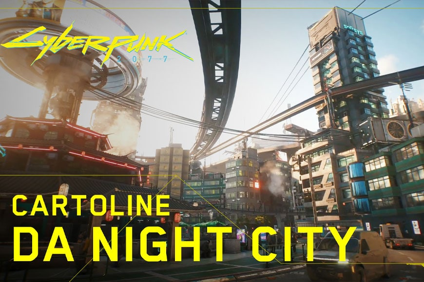 Guarda il nuovo filmato di Cyberpunk 2077 dall'ultimo Night City Wire!