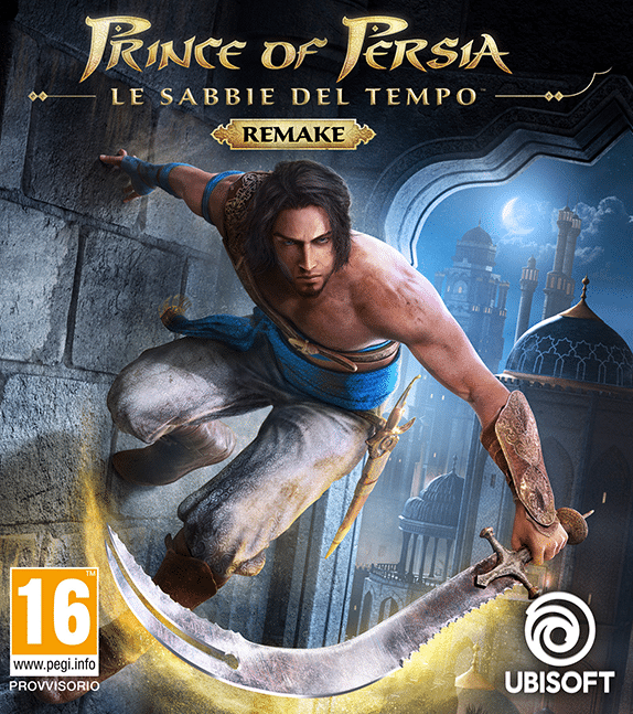 franchising videogames ONGAME - Prince of persia remake