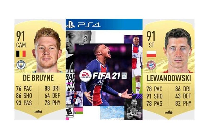 FIFA 21, ecco i principali valori dei giocatori: comanda ancora Messi
