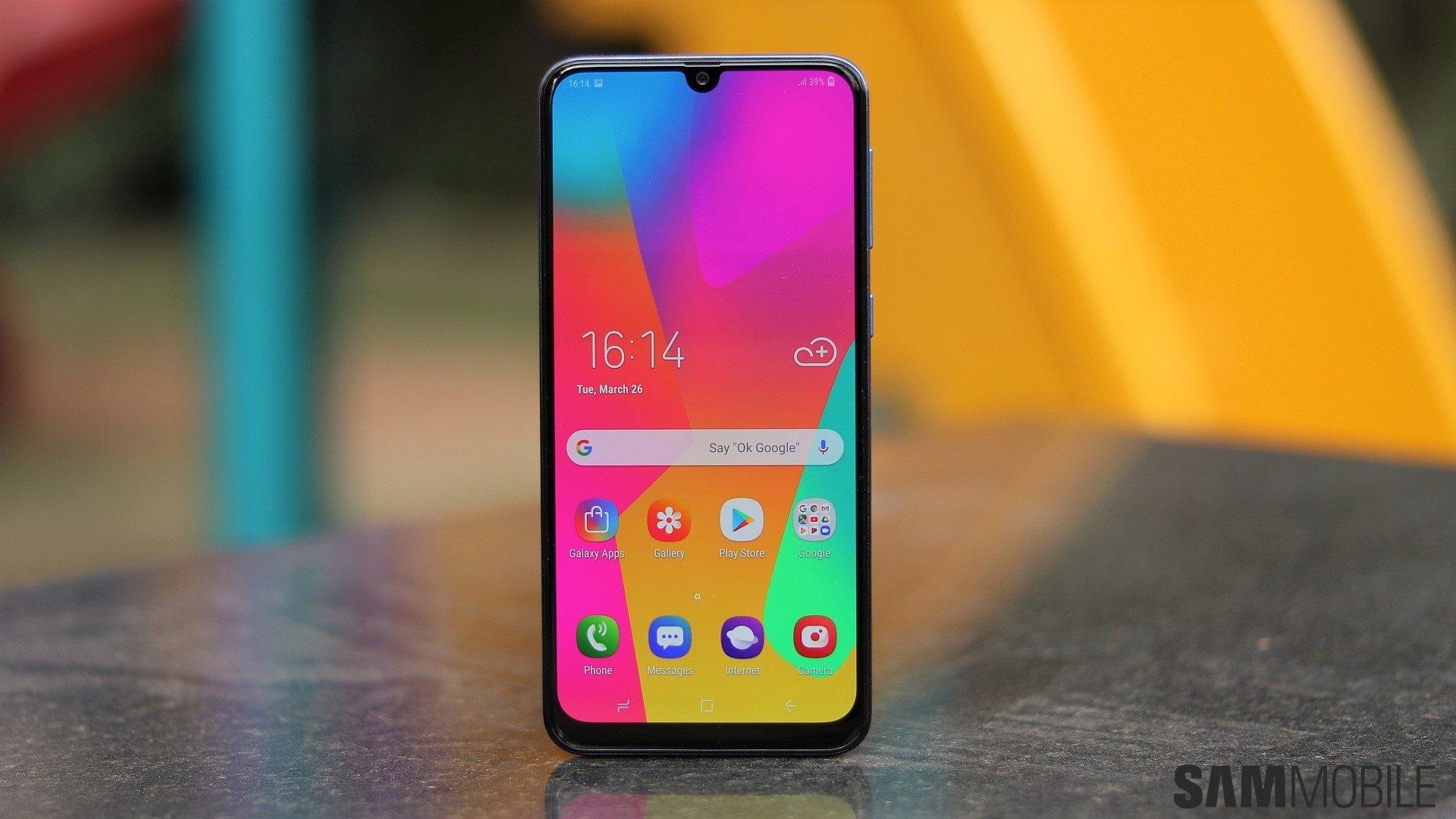 Samsung Galaxy M30 un ottimo smartphone a 259 euro