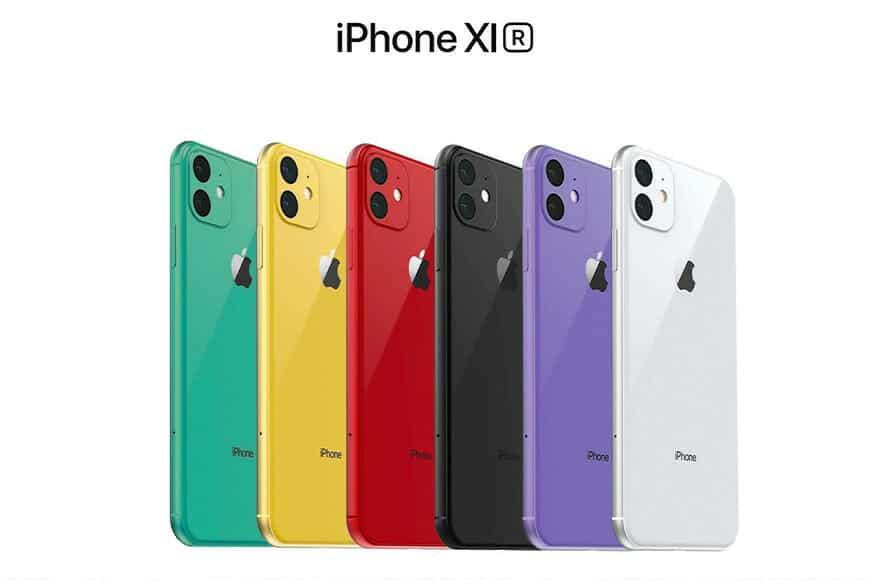 Signore e signori ecco iPhone 11