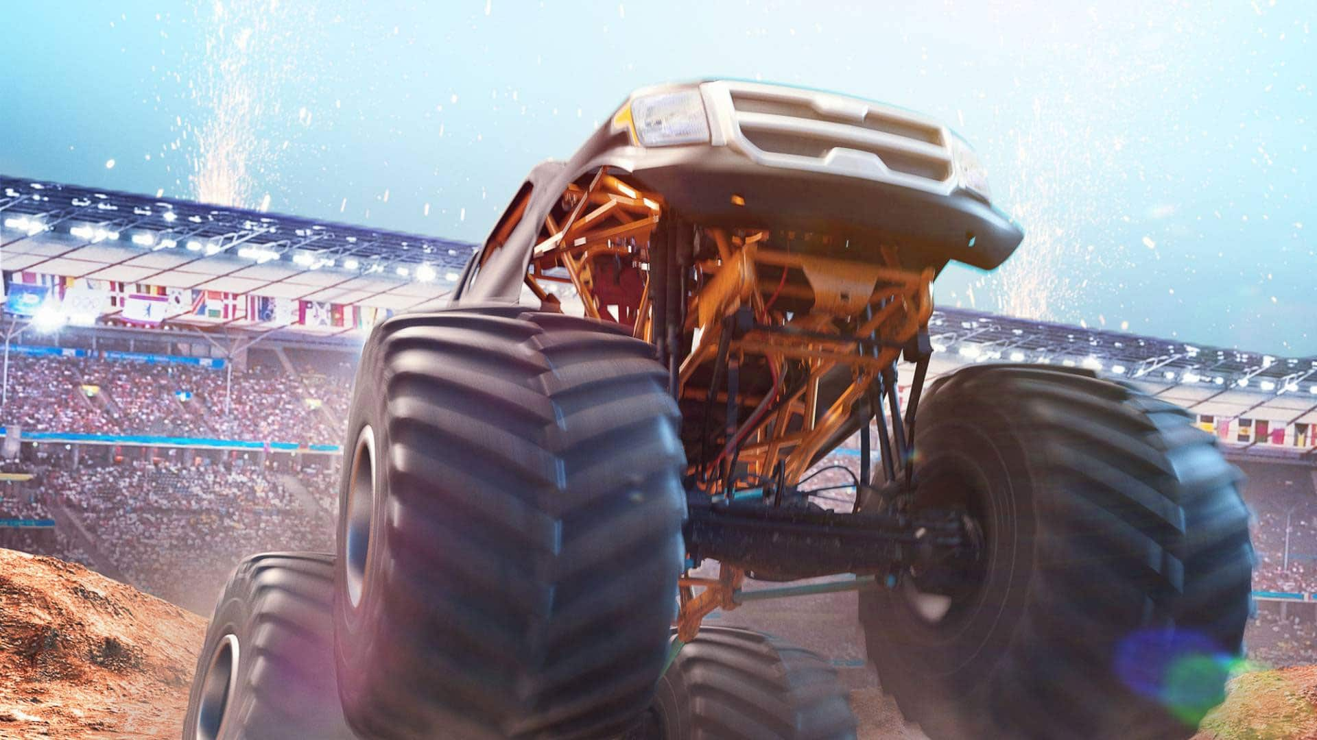 monster truck championship - Ongame Network