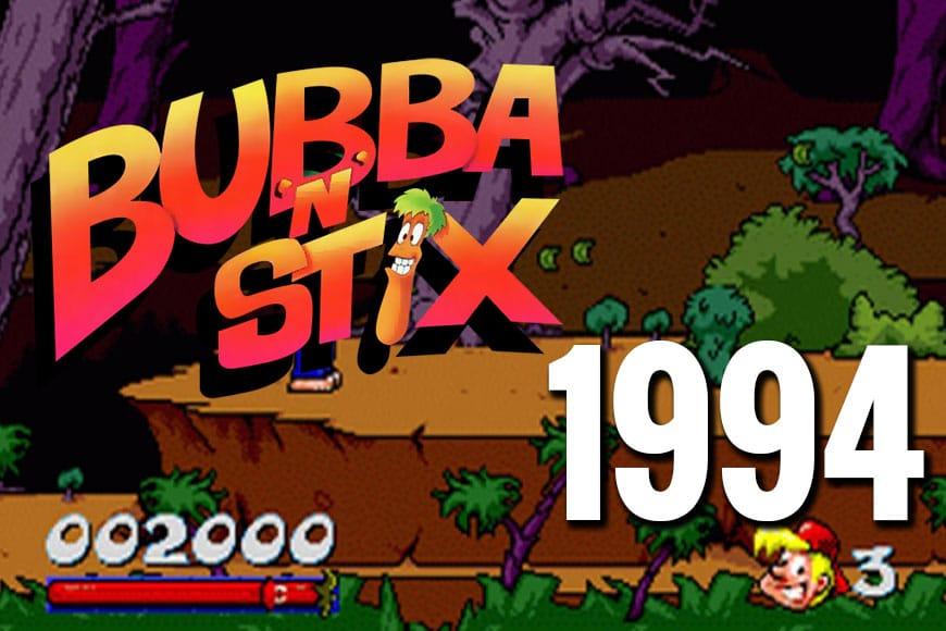 Bubba 'N' Stix