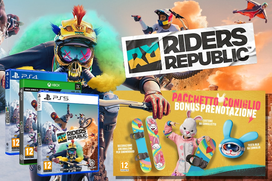 Riders republic