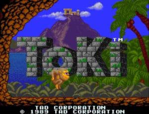 Toki (arcade)