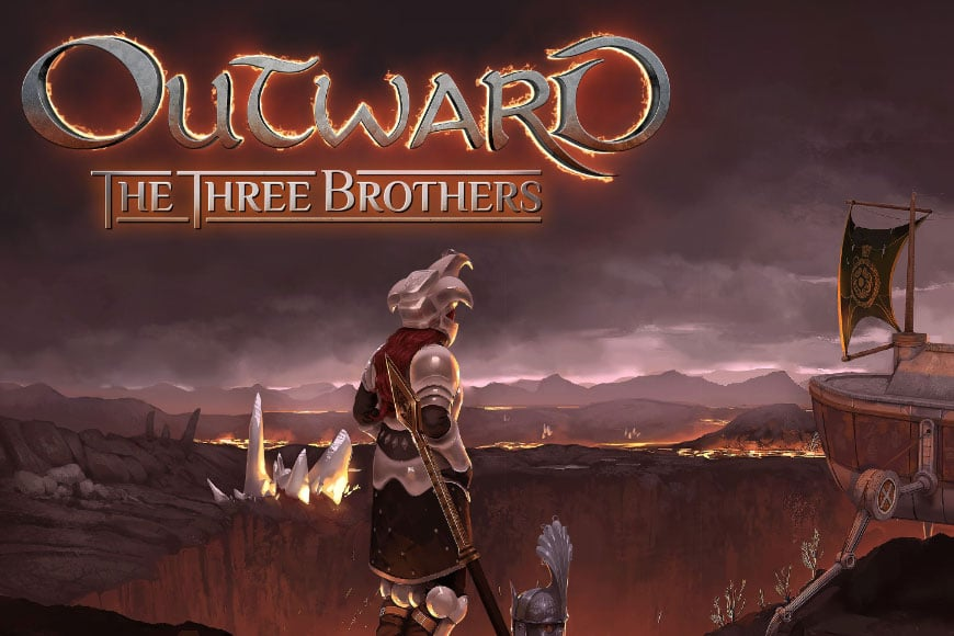 "NUOVO DLC DI OUTWARD – ""The Three Brothers"""
