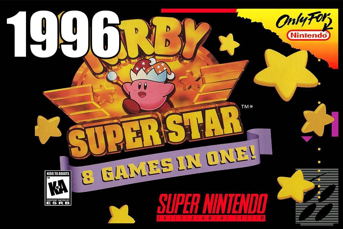Kirby si fa in otto con questa iconica raccolta
