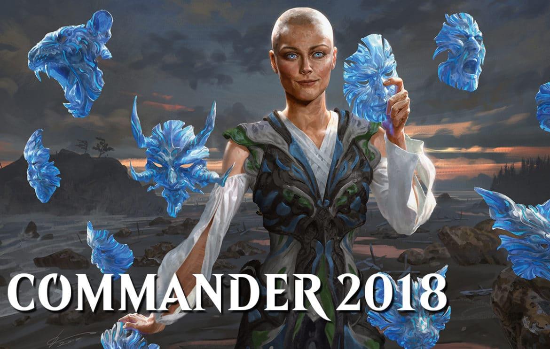COMMANDER (EDIZIONE 2018)