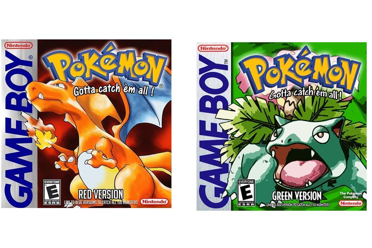 Pokemon Rosso E Verde!
