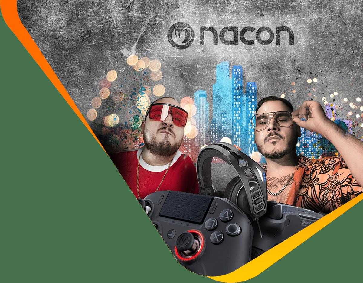 Nacon VIP session contest